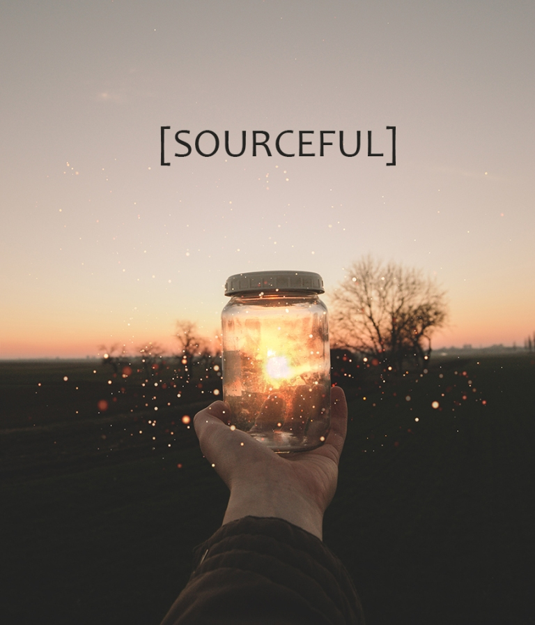 sourceful